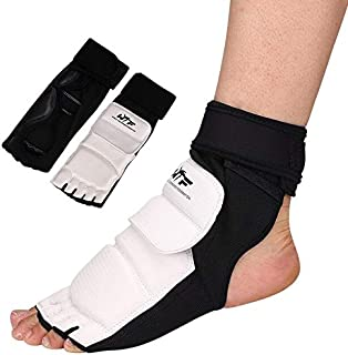 HealthyNeeds Luwint 1 Pair Proterctor Ankle Pads Foot Support Sports for Kids Adult