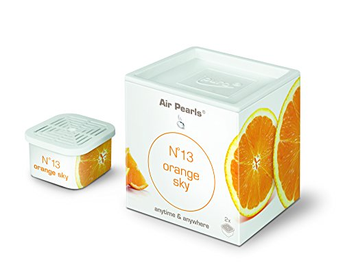 ipuro air pearls no. 13 orange sky capsule, 1 Box (2 x Kapseln)
