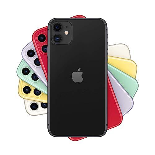 Apple iPhone 11 128GB Schwarz (Generalüberholt)