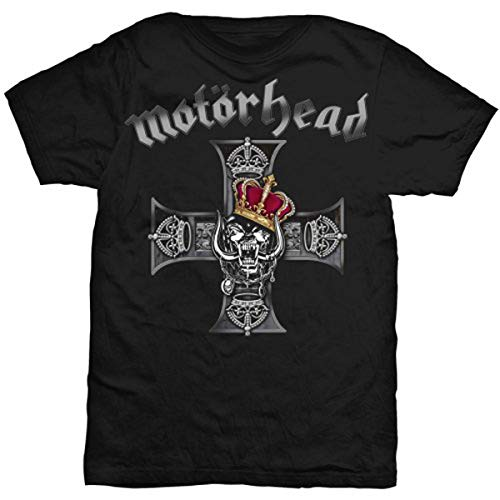 Rockoff Trade King of the Road, T-Shirt Homme, Noir, Small (taille Fabricant: Small)