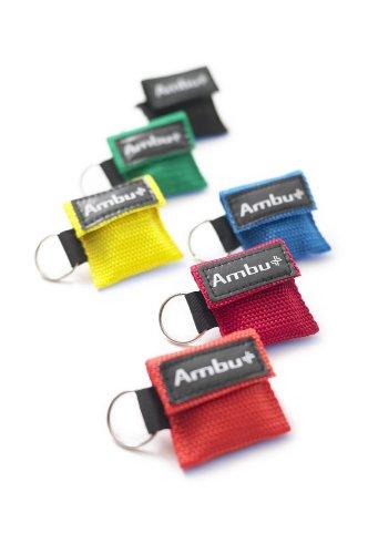 """AMBU \""""LifeKey\"""" Schlüsselanhänger Beatmungstuch"""