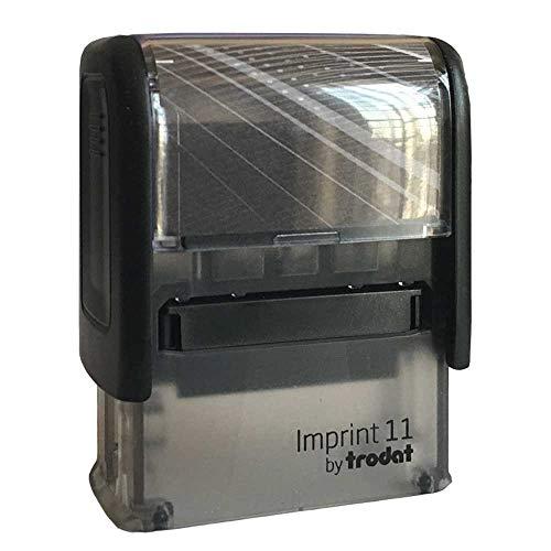 Timbro Autoinchiostrante Personalizzato Imprint 11 - Completo di Personalizzazione