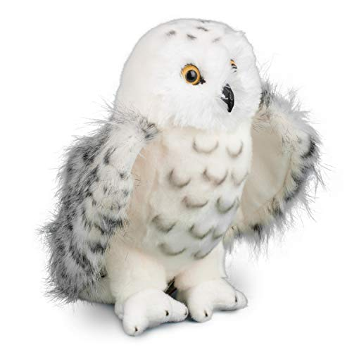 Douglas Legend Snowy Owl Plush Stuffed Animal