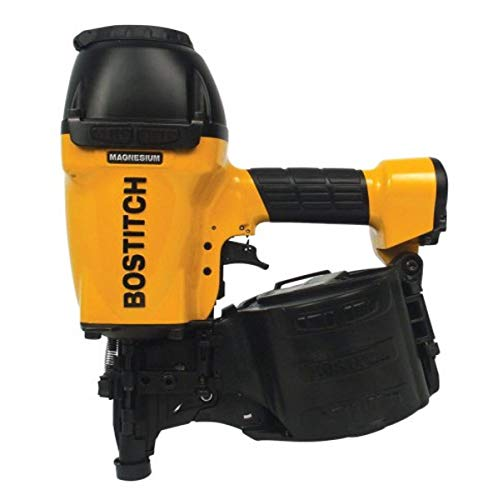 BOSTITCH Coil Framing Nailer, 15-Degree, 2 - 3-1/2 inches (N89C1)