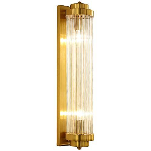 Moderne LED Wandleuchte Creative Persönlichkeit Kristall Glas Wandlampe Einstellbar 2 Stile Lampenschirm Innen Art Deco Beleuchtung Lampen Gold