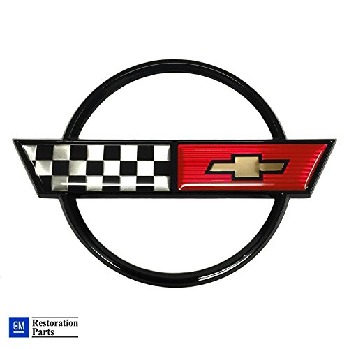 corvette flag emblem - 9