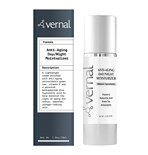 Vernal All in One Anti Aging Cream – Collagen Infused Wrinkle...