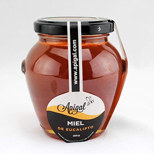 Miel de eucalipto 400g