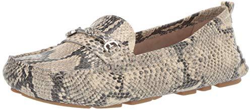 Sam Edelman Damen Falto Driving-Stil, Loafer, Strandmotiv mit Schlangenmuster, 39 EU