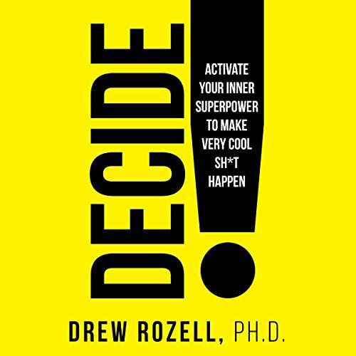 Decide! audiobook cover art