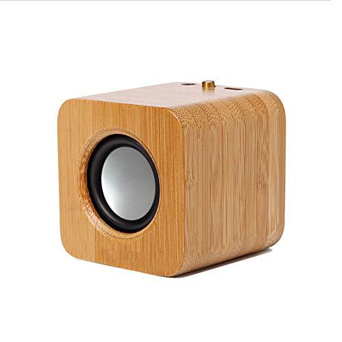 PLTJ-Pbs Drahtlose Tragbare Reise Mini-Bluetooth-Lautsprecher, 8 Stunden Playback-Zeit, Bass-Port, Freisprecheinrichtung, 3W-Laufwerk, TF-Kartenschlitz, Geeignet Für Alle Arten Von Mobiltelefonen