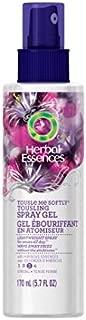 2 Pack Herbal Essences Tousle Me Softly Tousling Spray Hair Gel 5.7 Fl Oz