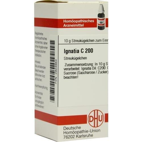 IGNATIA C 200 Globuli 10 g