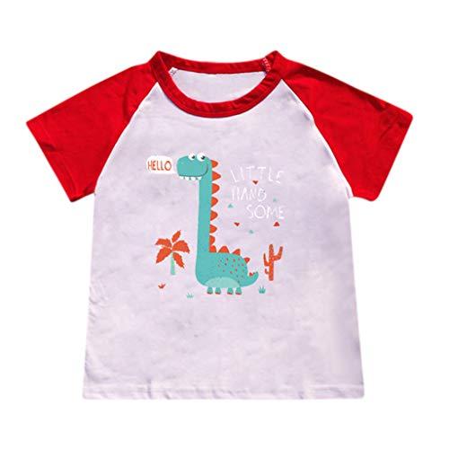 Julhold Kids Bady Boy Leisure - Camiseta de manga corta con