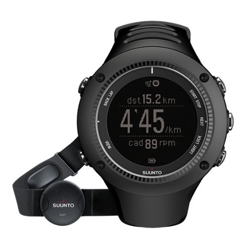 Purchase SUUNTO Ambit2 R HRM Sports Watch, Black