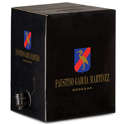 FAUSTINO GARCIA Roble. Vino tinto en bag in box. La Rioja. (15L)