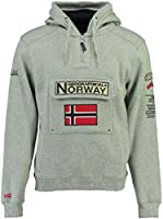 Geographical Norway Sudadera DE Hombre GYMCLASS