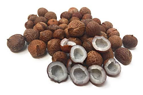 Coquitos ohne Schale - Mini Kokosnüsse als Snack oder Müsli Topping - Geschälte Coquitos, die wahrscheinlich kleinsten Kokosnüsse der Welt (Nettogewicht: 57g)