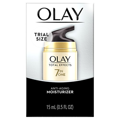 of olay anti aging moisturizers Olay Total Effects 7-In-One Anti-Aging Moisturizer 15ml (.5fl.oz.) TRIAL SIZE