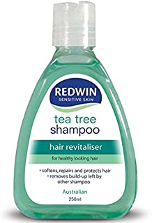 Redwin Tea Tree Shampoo, 250 milliliters