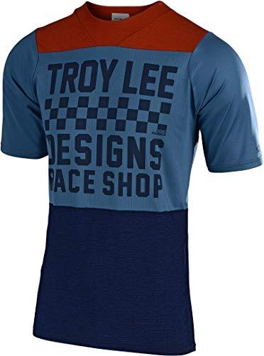 Troy Lee Designs Trail-Jersey Skyline Air Braun Gr. L