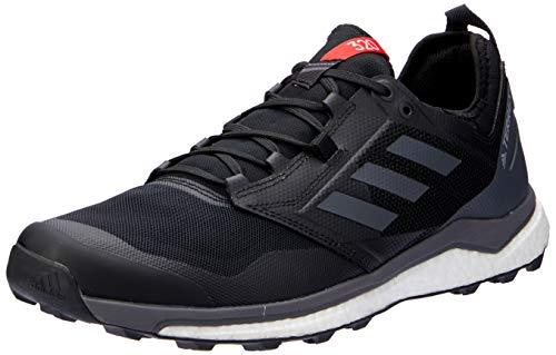 adidas Terrex Agravic XT, Chaussures de Randonnée Basses Homme, Noir (Negbás/Gricin/Roalre 000), 42 EU