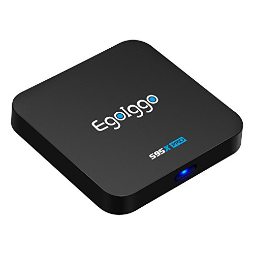 EgoIggo S95X Pro Android 6.0 TV Box Smart TV Box