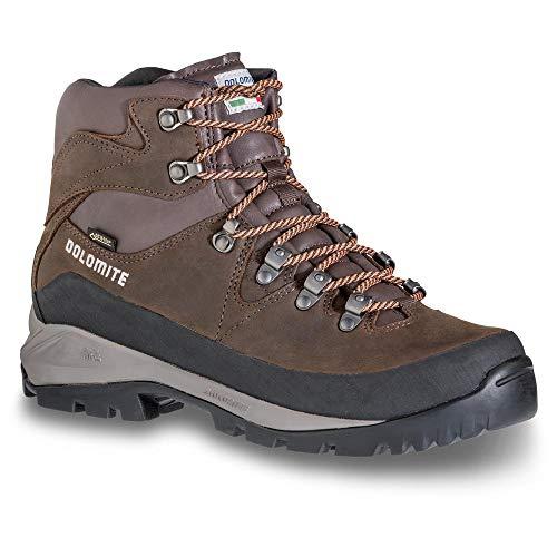 Dolomite Bota, Zermatt Plus GTX Boot Mixte Adulte, Dark Brown, 47 EU
