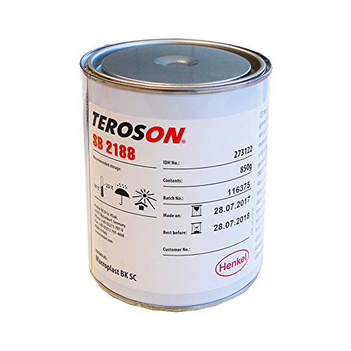 HT Hochtemperatur-Kleber für Stoffe, Leder, Holz, Kunststoff, Metall, Filz
