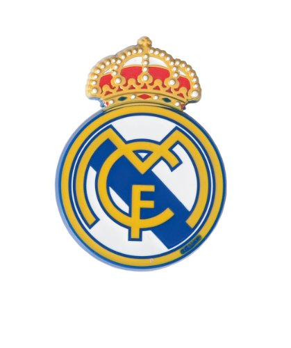 SUMEX Rma1936 - Emblema Escudo Real Madrid 40X55 mm
