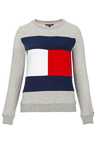 Tommy Hilfiger Pullover - Light Grey Htr