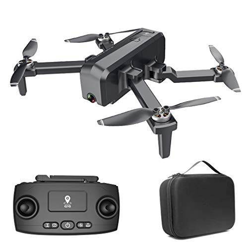 YU-NIYUT Z21 8K Professional RC Drone, 5G RC Quadcopters with Dual Camera, WiFi Transtmission, GPS, Optical Flow Positioning and LED Light, Brushless and Foldable RC Drohne for RC Aircraft Lovers