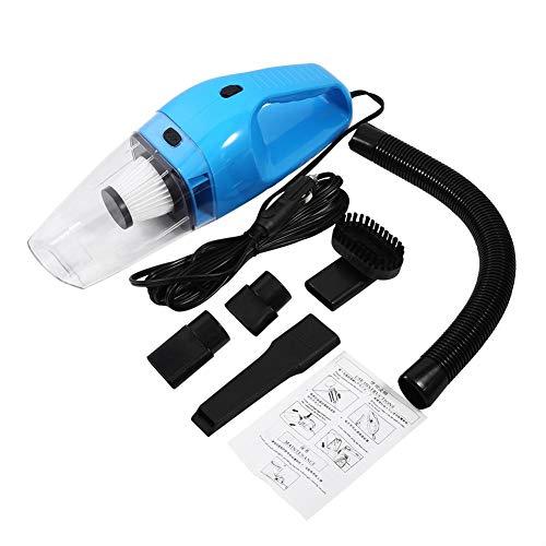 Unibell 12V Utile 120W portatile Wet & Dry Handheld auto for aspirapolvere con 5 m di cavo (blu)