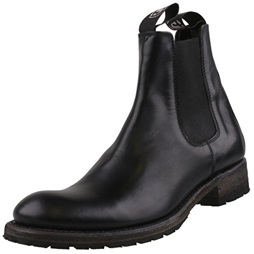 Sendra 5595 - Botines para hombre, color negro
