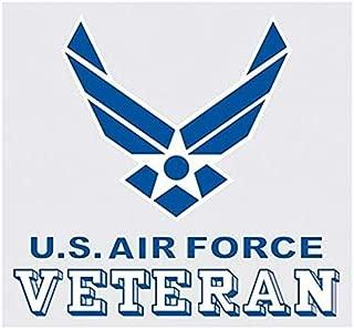Best us air force veteran decal Reviews