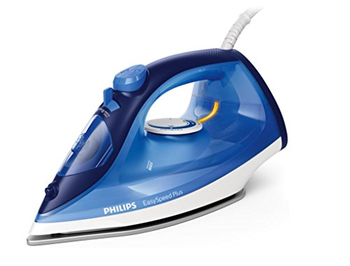 Philips Fer à vapeur EasySpeed Plus, 30 g/min, 110 g