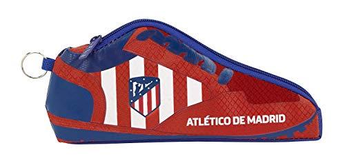 Atletico de Madrid Estuche, Niños, Atco. de Madrid, 240x20x100mm