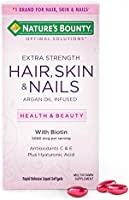 Nature's Bounty Extra Strength Hair Skin Nails, 150 Count by Nature's Bounty