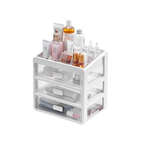 Organisateur De Maquillage Boîte A Bijoux Cosmétique Transparent Présentoir Coffret Support Rangement Stockage De Maquillage Cadeau Idéal (Couleur : D)
