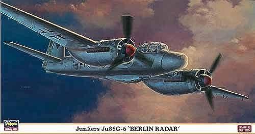 Junkers Ju88G-6 'BERLIN RADAR'