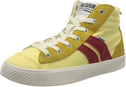 Palladium Damen Plphoenix LCR W Sneaker, Gelb (Multicolore Pop Corn T05), 40 EU