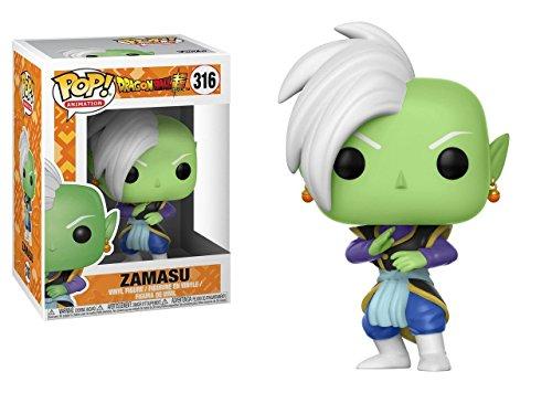 FunkoPOP!Dragon Ball: Zamasu (Brilla en la oscuridad) Exclusivo