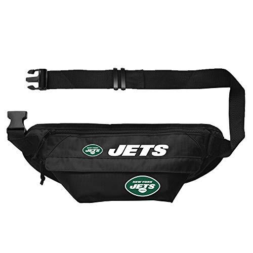 Littlearth NFL New York Jets NFL Große Bauchtasche – Hüfttasche – Team-Farbe, 35,6 cm B x 15,2 cm H x 10,2 cm T