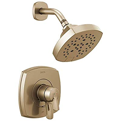 Delta Faucet T17276-CZ Stryke Shower Only, Without Rough, Champagne Bronze