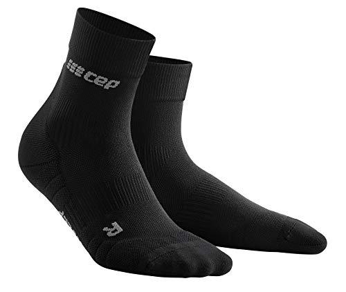 CEP – SHORT SOCKS 3.0 für Damen | Sportsocken für mehr Power und Ausdauer in schwarz | Größe III