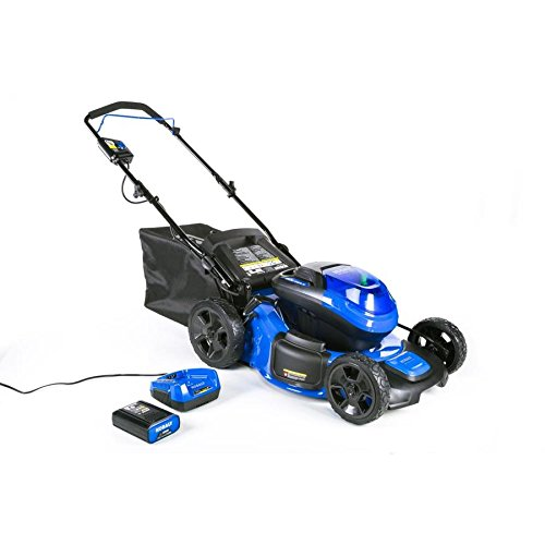 Kobalt 40-Volt Brushless Lithium Ion 20-in Cordless Electric Lawn...