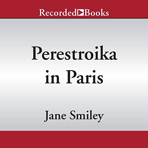 Page de couverture de Perestroika in Paris