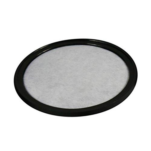 MERIGLAREl Filtro de Agua de Carbón Activado Reutilizable Elimina La Impureza de Cloro del Agua para