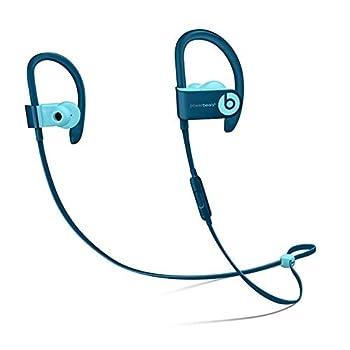 Beats by Dr Dre Powerbeats3 Wireless Pop Blue Pop Collection in Ear Headphones MRET2LL/A