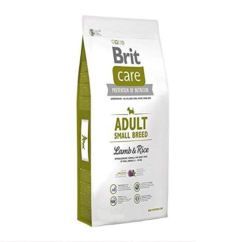 Brit Care Small Adult Lamb & Rice Hundefutter für kleine Rassen, 7,5 kg